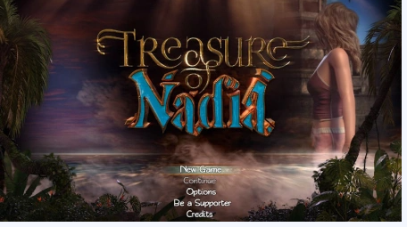 Treasure Of Nadia v34052 Walkthrough Game Download for PC Android